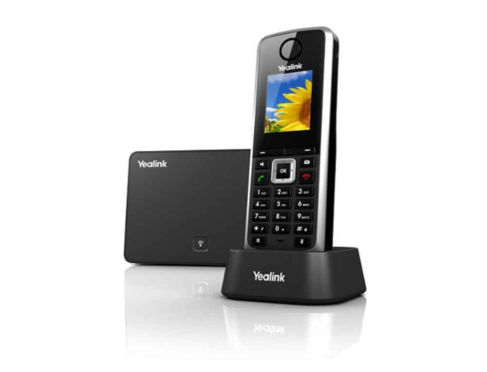 Yealink W52P Cordless IP Handset with Yealink Base Station